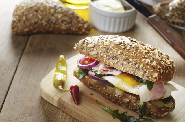 Ώρα για σάντουιτς!
