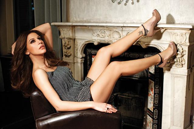 Δες πως είναι η Κατερίνα Παπουτσάκη χωρίς ίχνος μακιγιάζ [photo]