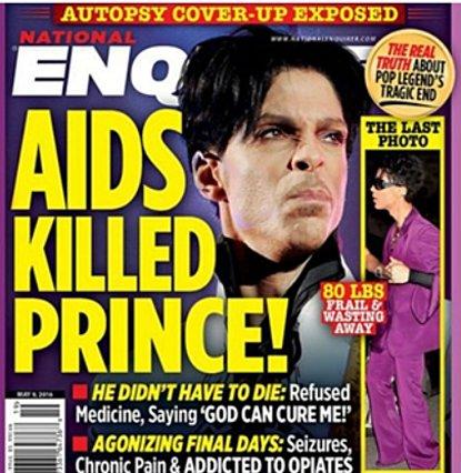 Το AIDS σκότωσε τον Πρινς  -Συγκλονίζουν τα τελευταία του λόγια