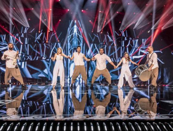 Eurovision 2016: Το πάλεψαν οι ARGO με την εμφάνισή τους [photos & vds]
