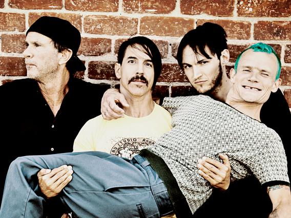 Red Hot Chili Peppers: Θρίλερ με την υγεία του τραγουδιστή Άντονι Κίντις