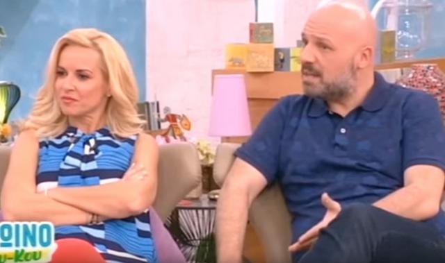 Γκάφα στο Πρωινό ΣΟΥΚΟΥ: Έδειξαν live στην τηλεόραση τη Σπυροπούλου