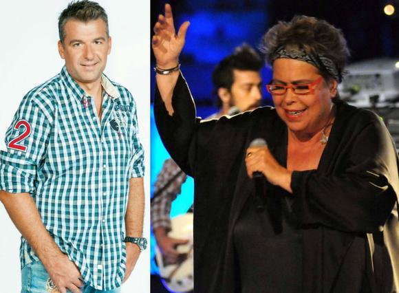 Λιάγκας για Γαλάνη & talent show:  Κρίμα για τις απόψεις της...