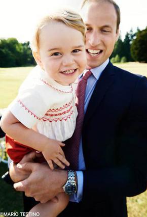 Γουίλιαμ: Ιδού το κόλπο που βρήκε για να κοιμίζει τον πρίγκιπα Γεώργιο