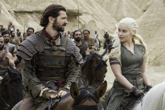 Game of Thrones:  Ζέσταμα  με 6 νέες φωτογραφίες του επόμενου επεισοδίου