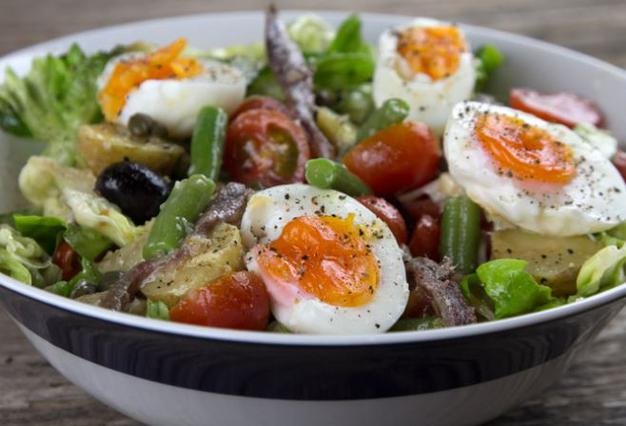 5 μυστικά για την τέλεια σαλάτα Νισουάζ (& συνταγή) αλ Καρούζο