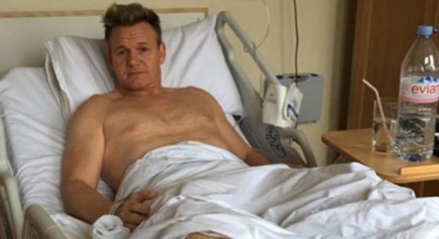 Επείγον χειρουργείο για τον Γκόρντον Ράμσεϊ -Τι έπαθε;