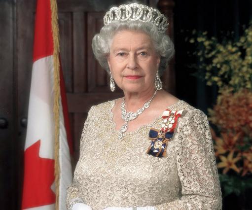 Ντοκουμέντο: Η βασίλισσα Ελισάβετ με ολόσωμο μαγιό [photo]