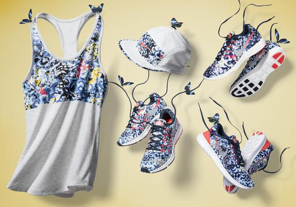 "<p>Η γυναικεία σειρά ""Nike Running Jungle""</p>"