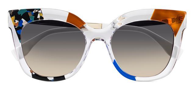 Η συλλογή των γυαλιών ηλίου Fendi για την Άνοιξη/Καλοκαίρι του 2016