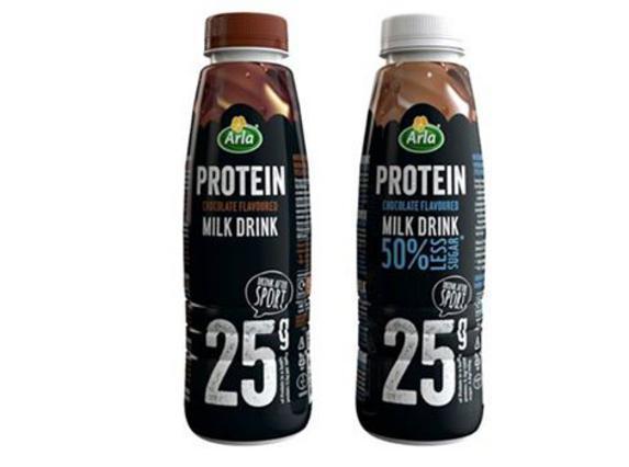 Το Arla Protein Milk Drink Silver Sponsor στο Global Wellness Day!