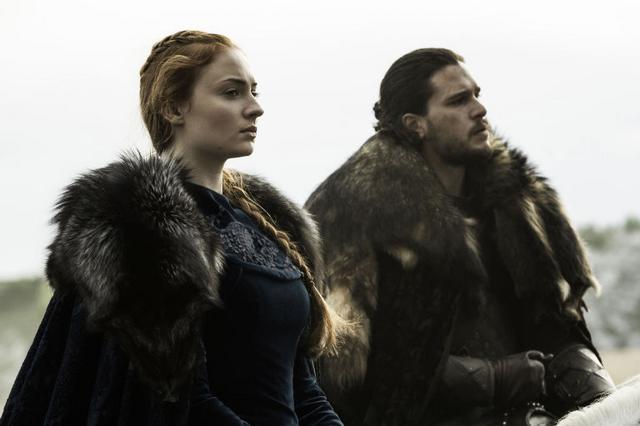 Game of Thrones: Οι πρώτες φωτογραφίες από τη  μάχη των μπάσταρδων