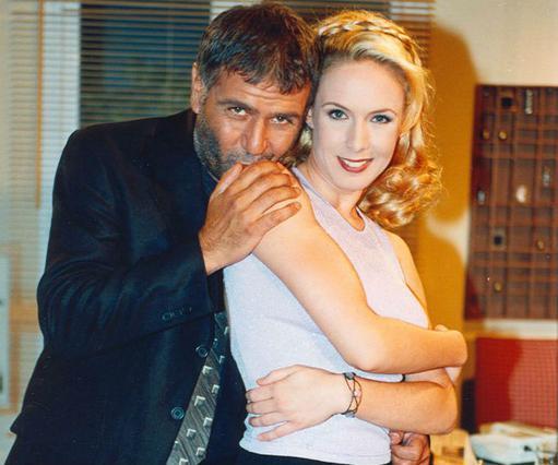 Νίκος Σεργιανόπουλος: Η σπάνια φωτογραφία από τους  Δύο Ξένους  που συγκινεί