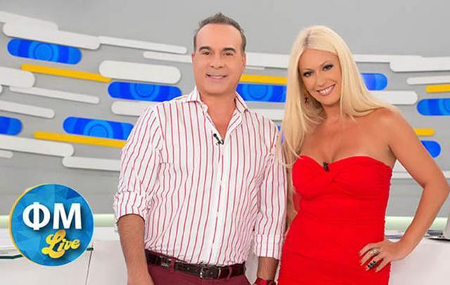 Απίστευτο: Η Σπυροπούλου έκανε τηλεφωνική παρέμβαση στην εκπομπή του Φώτη και της Μαρίας