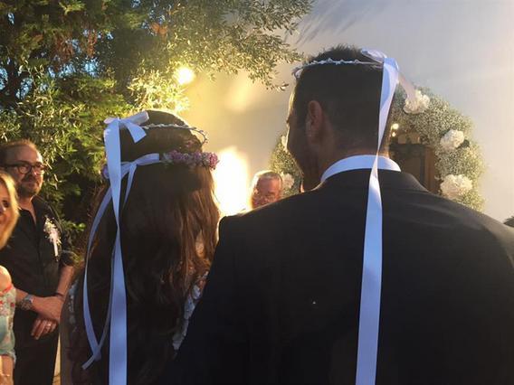 Παντρεύτηκε ο πρώην της Αλεξανδράτου: Ο γάμος & οι διάσημοι καλεσμένοι