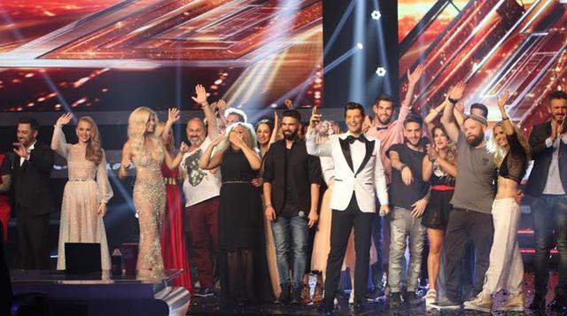 Η μεγάλη ανατροπή στον τελικό του X-Factor & ο  καυτός  χόρος της Αραβανή [vds]
