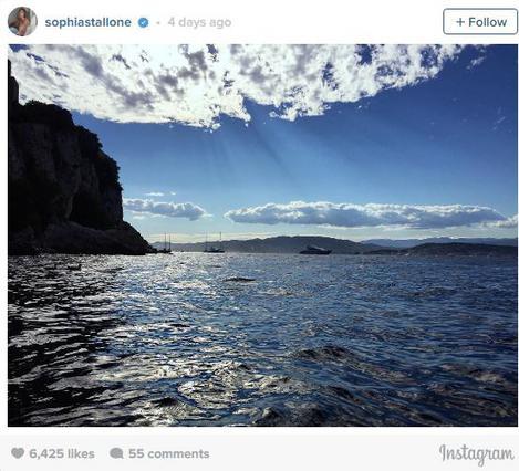 Οι φωτογραφίες του Σταλόνε λίγο πριν την τραγωδία στη Νίκαια