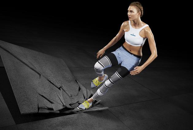 H Karlie Kloss είναι το πρόσωπο της νέας συλλογής adidas by Stella McCartney