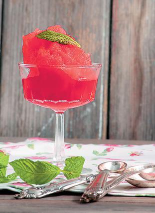 Γρανίτα καρπούζι