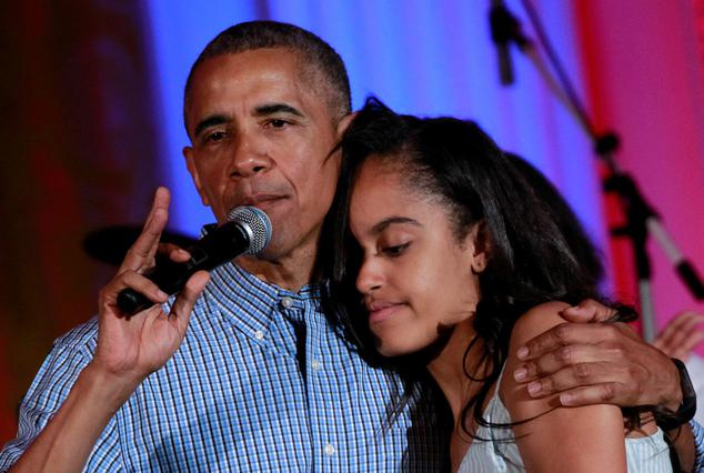 Ο σέξι χορός της κόρης του Ομπάμα γίνεται viral