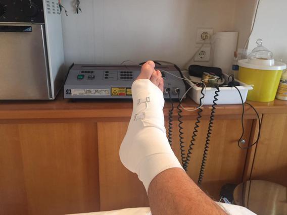 Γνωστός ηθοποιός τραυματίστηκε στην Κεφαλλονιά