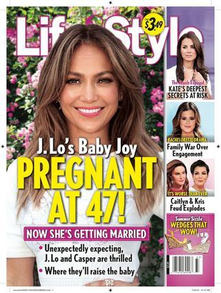 Έγκυος στα 47 της η Τζένιφερ Λόπεζ: Περιμένει το παιδί του Κάσπερ