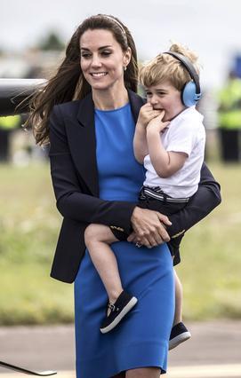 Κέιτ Μίντλετον: Οι αυστηροί κανόνες ανατροφής του πρίγκιπα Γεώργιου