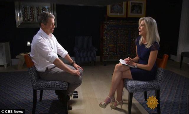 Πολύ γερασμένος, ο Χιου Γκραντ μιλά για τη σύλληψή του με την πόρνη