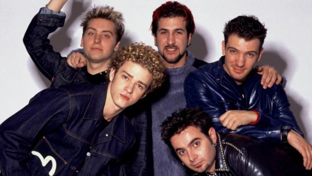 NSYNC: Το συγκρότημα του Τζάστιν Τίμπερλεϊκ ξανά μαζί 14 χρόνια μετά [photo]