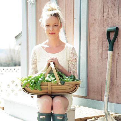 Δες την Κάθριν Χέιγκλ με φουσκωμένη κοιλίτσα (photo)
