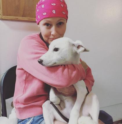 Ραγίζει  καρδιές η  Μπρέντα  ποστάροντας εικόνες από τη χημειοθεραπεία [photos]