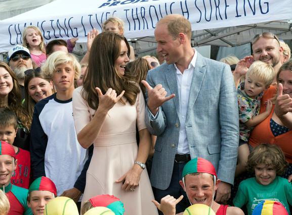 Μισός  έμεινε ο πρίγκιπας Γουίλιαμ - Η Κέιτ τον έχει σε δίαιτα [photos]