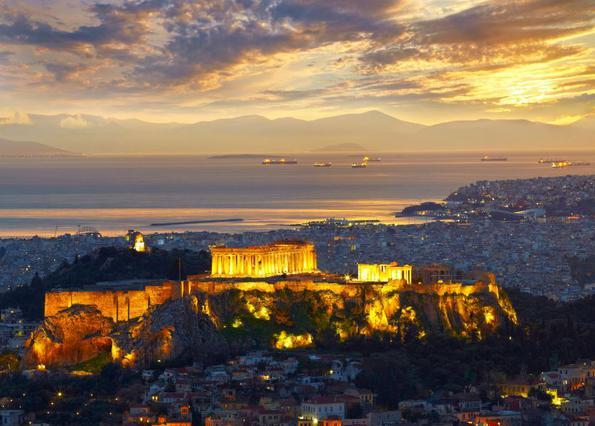 5 εστιατόρια στην Αθήνα με θέα που κόβει την ανάσα