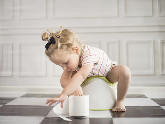 Τρικ για να μάθεις το παιδί να πηγαίνει τουαλέτα σε 3 ημέρες!