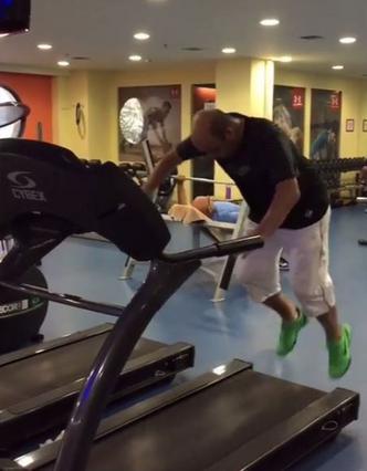 Το βίντεο με την πτώση του Μάρκου Σεφερλή που έγινε viral: Η προετοιμασία για τους Ολυμπιακούς του Τόκιο