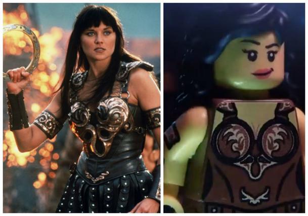 Η «Ζίνα» επιστρέφει ως Lego! Τι πόσταρε η Λούσι Λόουλες [vds]