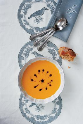 Σούπα κίτρινης κολοκύθας