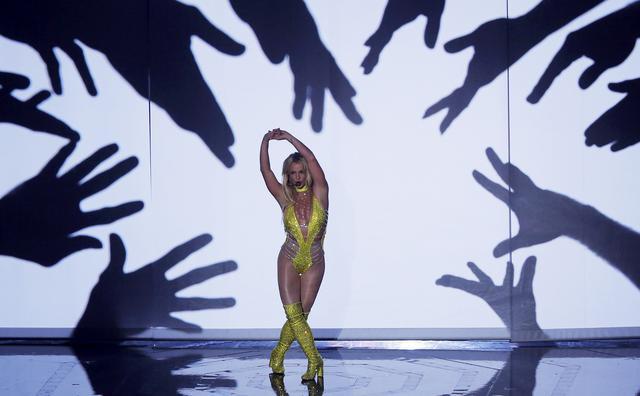 Τα  έσπασε  ο χορός της Μπρίτνεϊ Σπίαρς στο Instagram [vds]