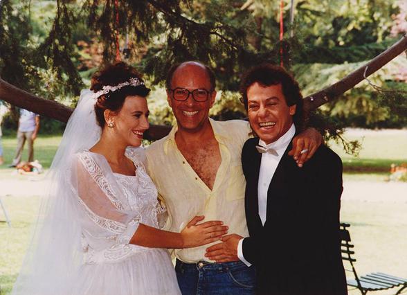 Όταν ο Γιάννης Πάριος παντρεύτηκε την Ελευθερία Αρβανιτάκη