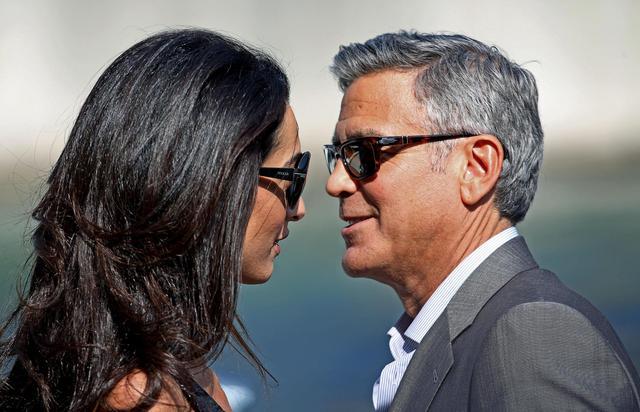 Αμάλ & Τζορτζ Κλούνεϊ: Σάλος από την είδηση για τον χωρισμό τους