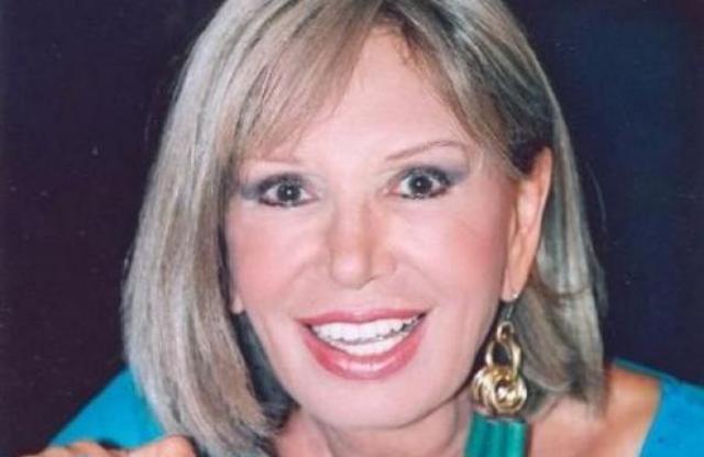 Καθηλωμένη στο κρεβάτι η Ρίκα Διαλυνά μετά από σοβαρό ατύχημα