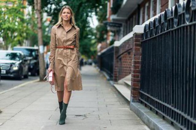 Τα ωραιότερα outfits που συναντήσαμε στους δρόμους του Λονδίνου
