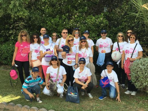 Η Vivechrom δίπλα στο 8 ο Greece Race for the Cure