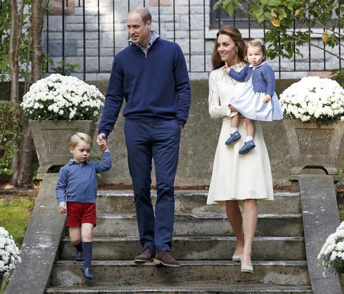 Σάρλοτ & Γεώργιος: Τι ρόλο θα παίξουν τα πριγκιπόπουλα στον γάμο της θείας Πίπα