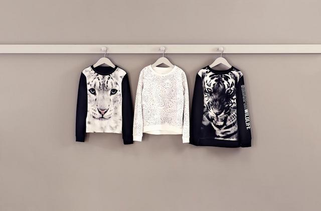 Η νεά συλλογή  H&M KIDS συγκεντρώνει χρήματα  για τη  WWF με πρωταγωνιστές  απειλούμενα είδη