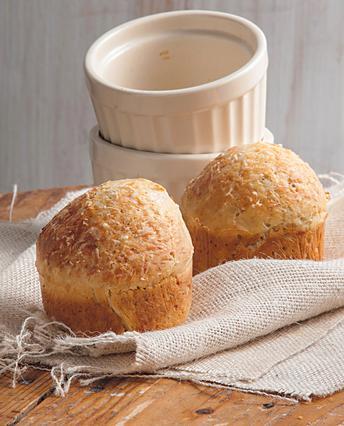 Αφράτα ψωμάκια πρωινού