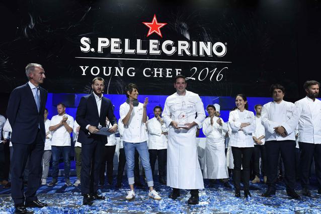 Αυτός είναι ο καλύτερος Young Chef παγκοσμίως