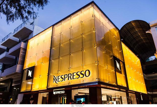 Νέα Nespresso Boutique στη Γλυφάδα