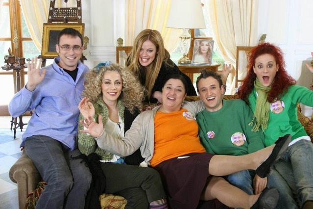 «Στο Παραπέντε» mini reunion: Με ποιους συμπρωταγωνιστές βρέθηκε ο Καπουτζίδης [photo]