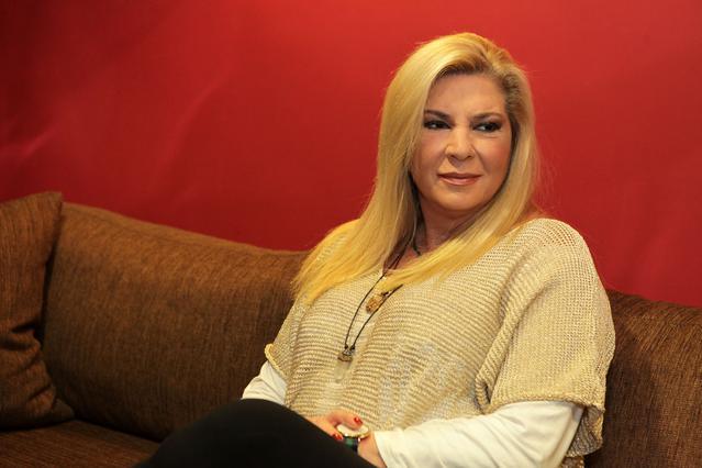 Η Δήμητρα Λιάνη διαψεύδει live στην TV: «Δεν έπεσα θύμα ληστείας» [vds]